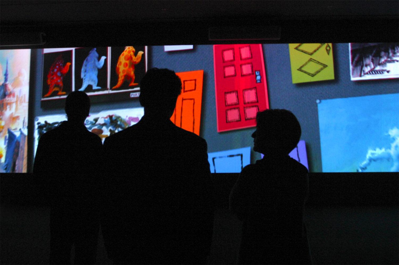 小編在首爾最愛的「Artscape」!不知道香港會不會展出?