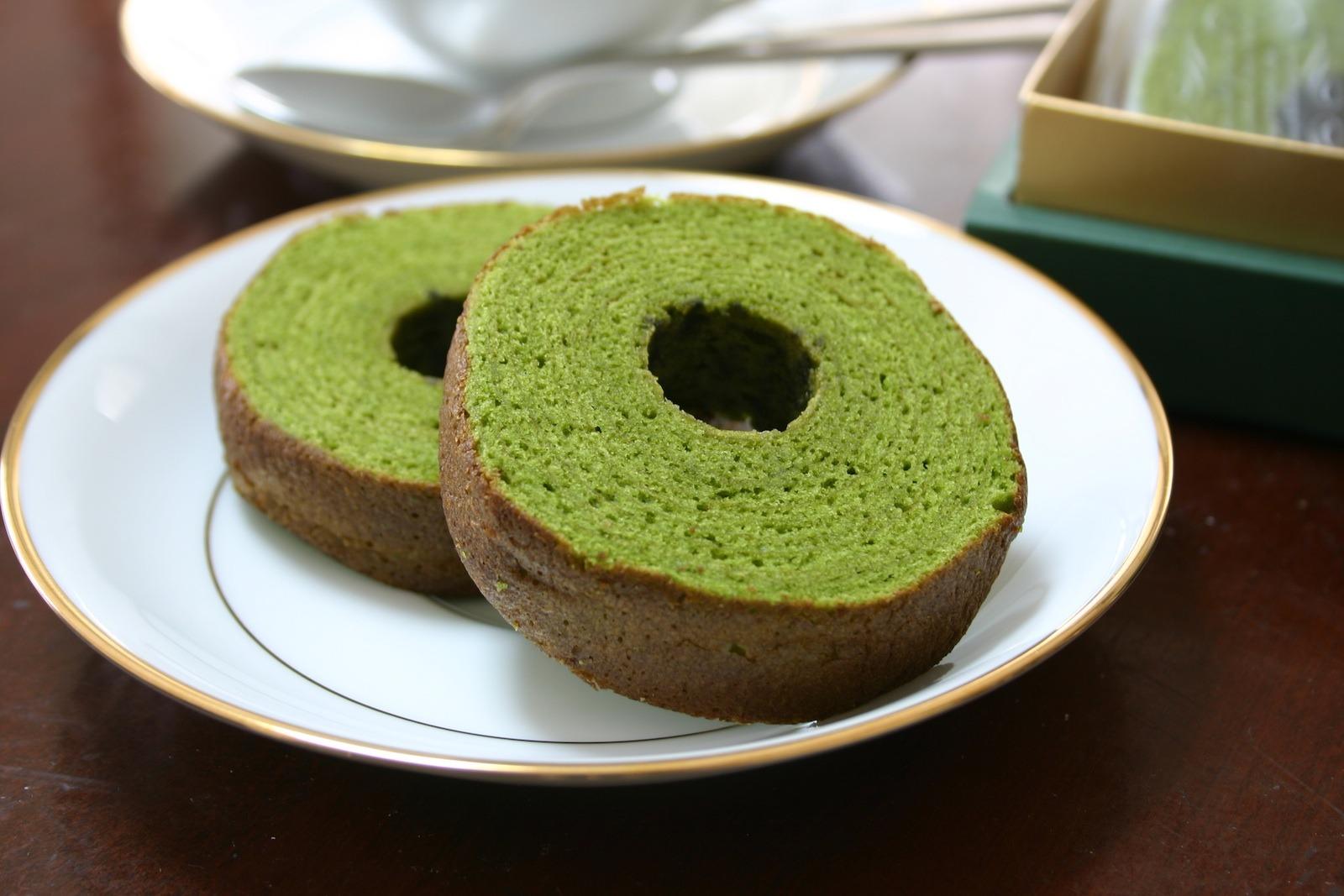 茶遊堂 抹茶年輪蛋糕 (5件裝)特價 $184