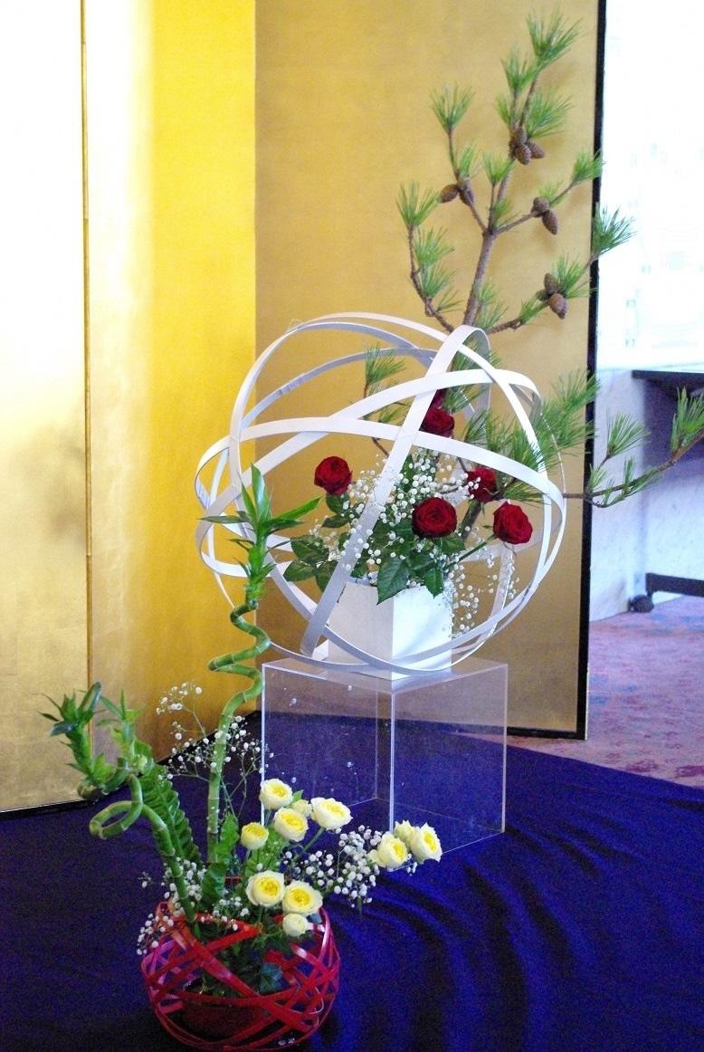 14:00 - 17:00 日本傳統藝術之一的「華道日式插花」能陶冶性情,透過插花體驗學習不同插花技巧,更可把作品帶回家欣賞。