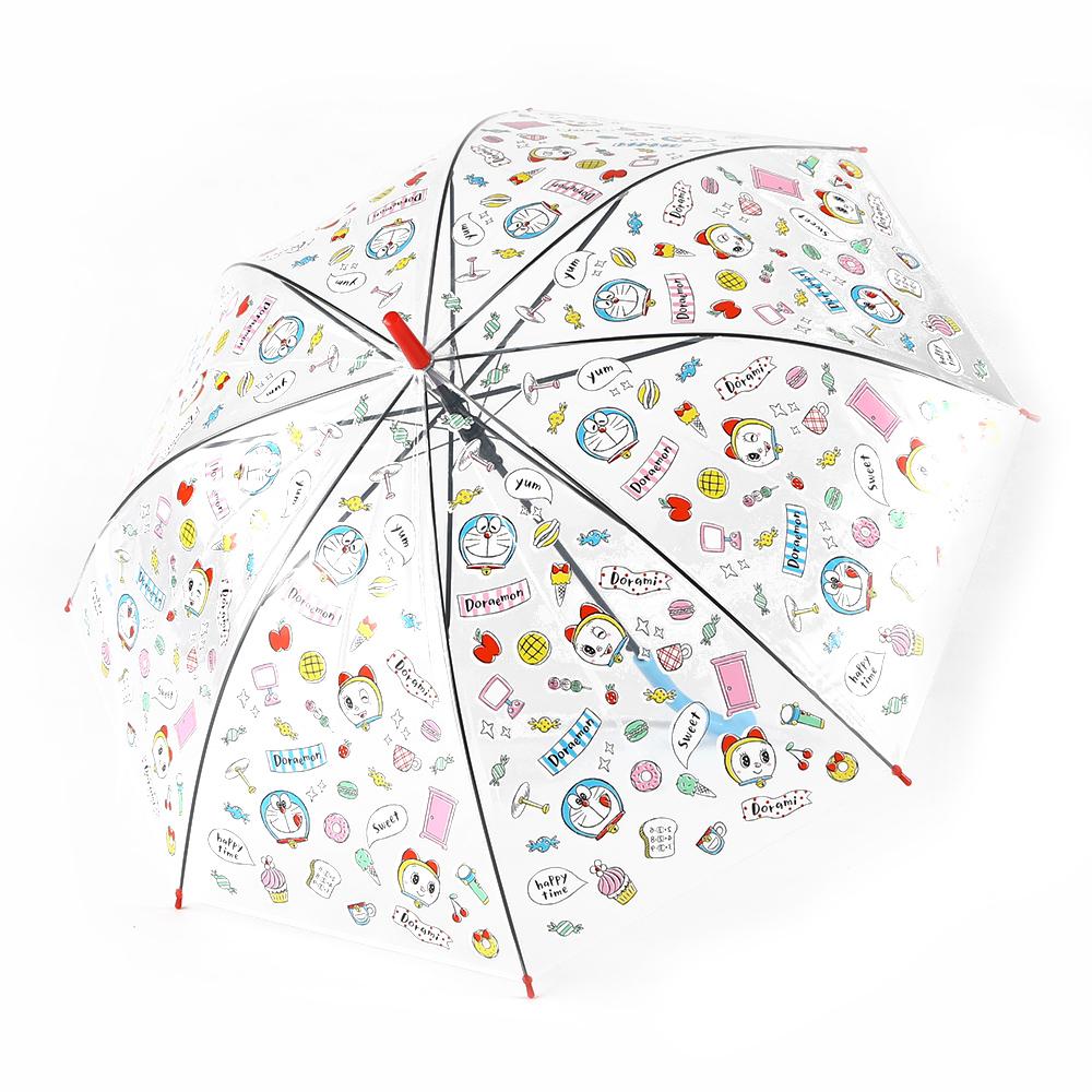 其中一款注目產品,透明傘亦只需500円