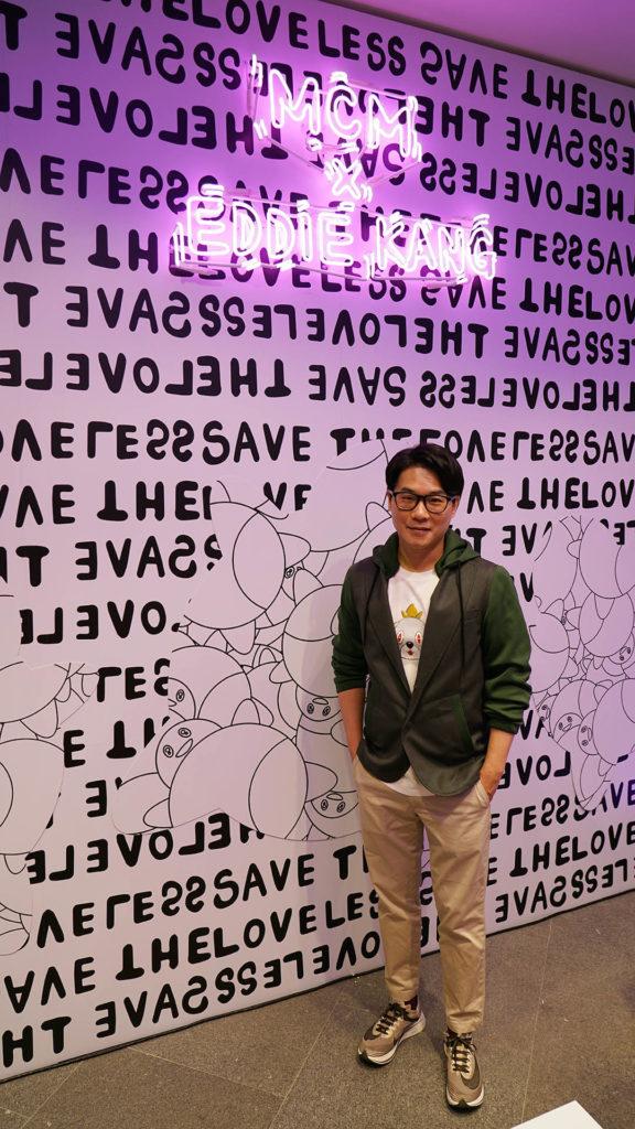 韓國新生代動漫藝術家姜錫鉉(Eddie Kang)