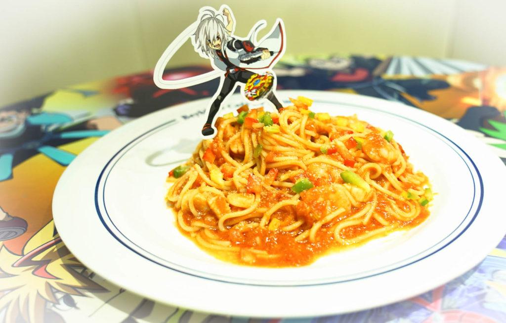 茄汁海解意粉 - $95