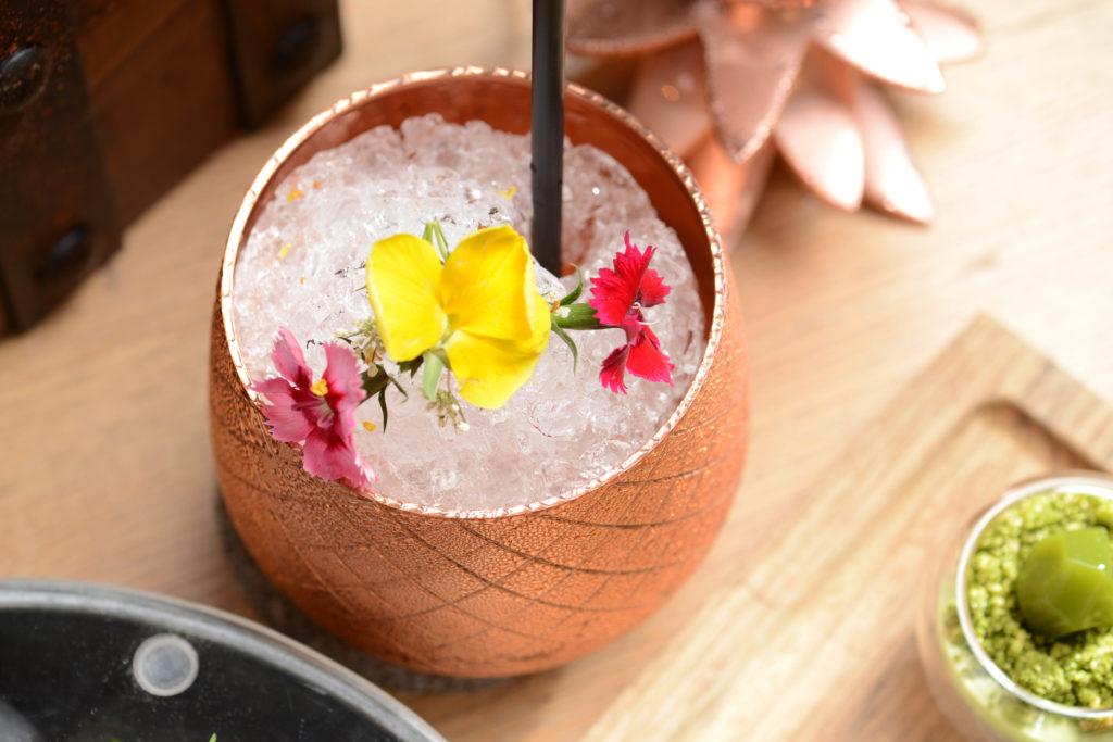 得獎調酒師Leo Cheung精心設計的冧酒雞尾酒