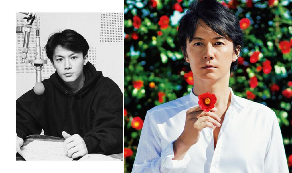 被喻為「亞洲男神」福山大叔越老越成熟越完美越有味道既類型!
