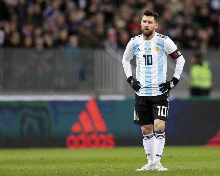 美斯 (Lionel Messi)