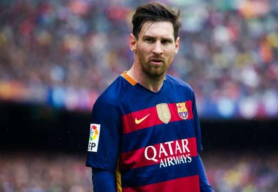 美斯(Lionel Messi)