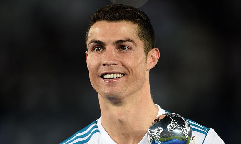 基斯坦奴 朗拿度 (Cristiano Ronaldo)
